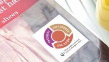 Een smart label dat er voor zorgt dat je minder voedsel weg hoeft te gooien. Dit verkleurd als je de verpakking open hebt gehad.